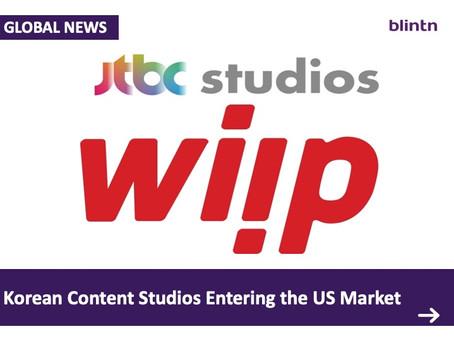 Korean Content Studios Entering the US Market