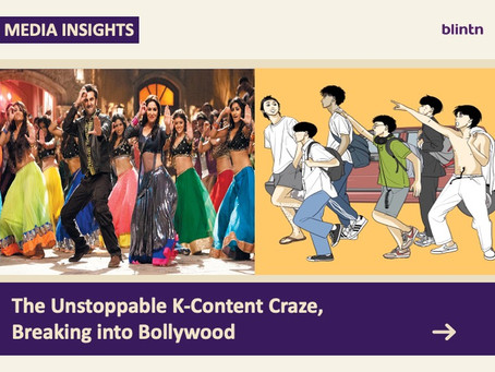Challenge of K-Content for Bollywood