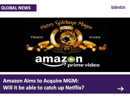 """""""With Terminator at the Forefront, Amazon is Hoping to Conquer the OTT Market"""""""