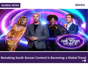 Remaking South Korean Content is Becoming a Global Trend