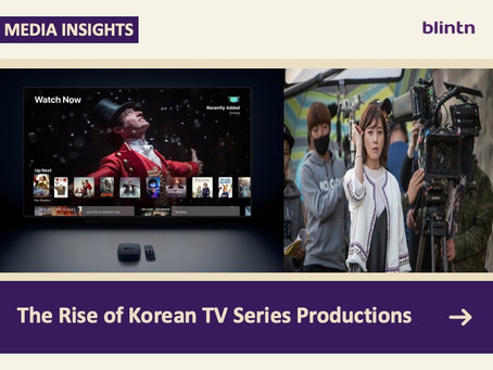 The Rise of Korean TV Series Productions