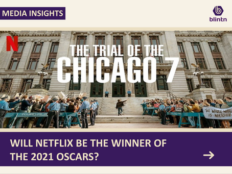 Will Netflix be the winner of the 2021 OSCARS?