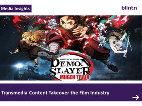 Transmedia Content Takeover the Film Industry