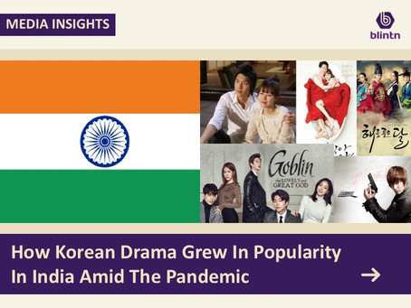 How Korean Drama Grew In Popularity In India Amid The Pandemic