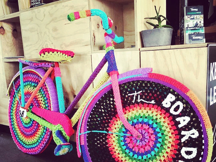 Bicycle Knit