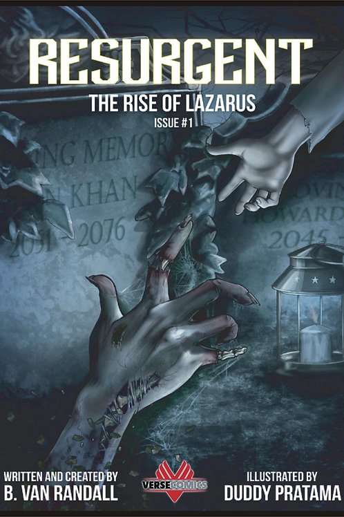 Resurgent: The Rise of Lazarus