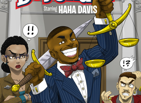 SOCIAL MEDIA STAR HAHA DAVIS,  PARTNERS WITH VERSE COMICS USA  TO RELEASE GRAPHIC NOVEL SERIES