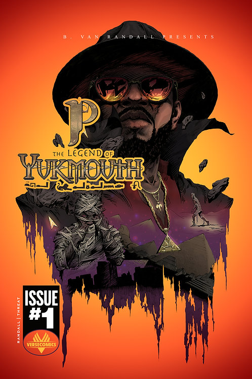 P: The Legend of Yukmouth (Regular Edition)