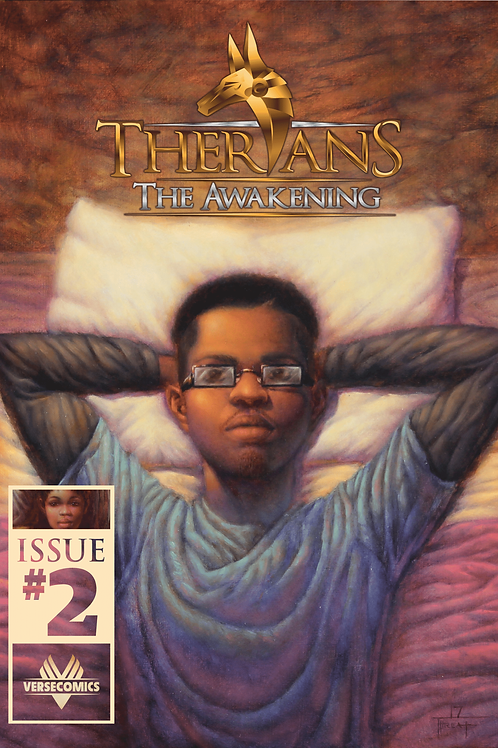 (eBook) Therians: The Awakening (Issue 2)