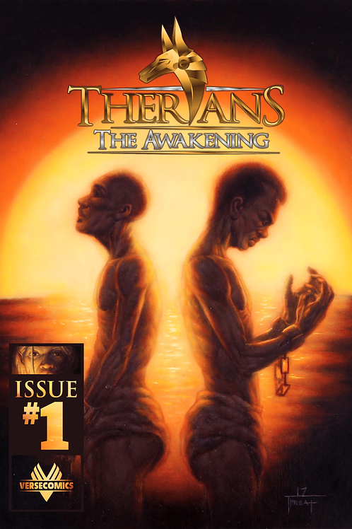 (eBook) Therians: The Awakening (Issue1)