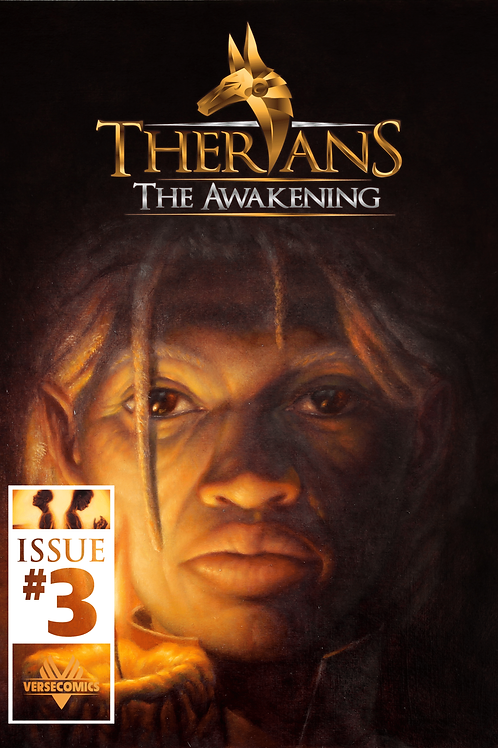 (eBook) Therians: The Awakening (Issue 3)