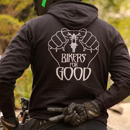 Bikers for Good Hoodie