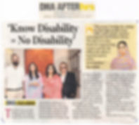 Know Disability DNA After Hours