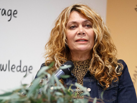 An inspiring leader for Indigenous Family Violence support, Antoinette Braybrook