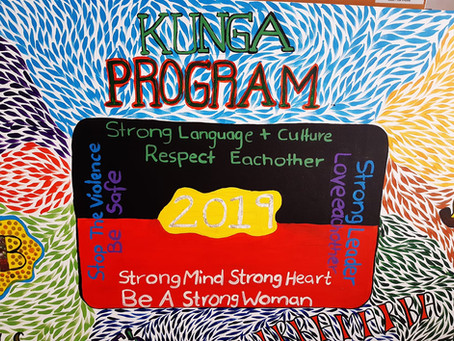 Kunga Stopping Violence Program. Transitioning women in to a safe trouble free life.