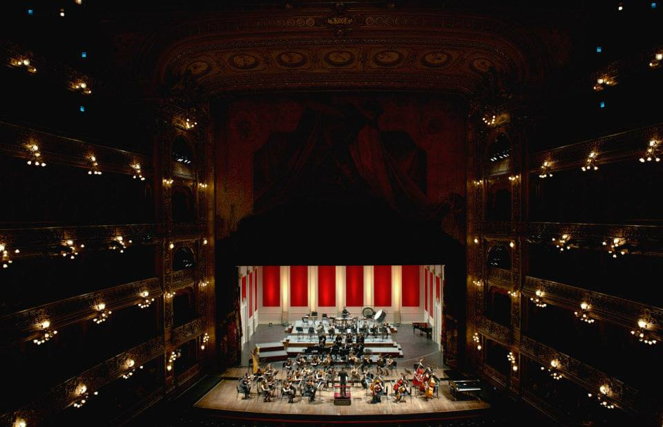 Teatro Colón ISA Noviembre 2016