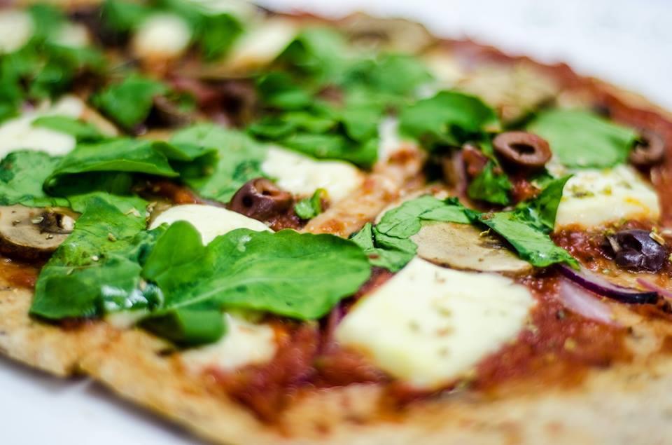 Pizza Mandala