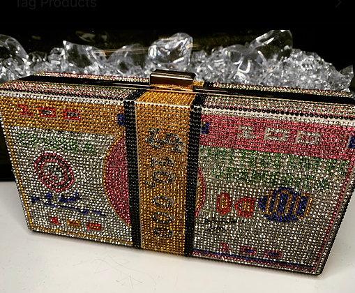 Colorful Money Bag