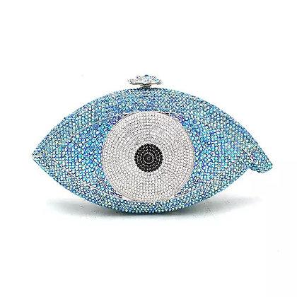 Envy Eye Crystal Handbag