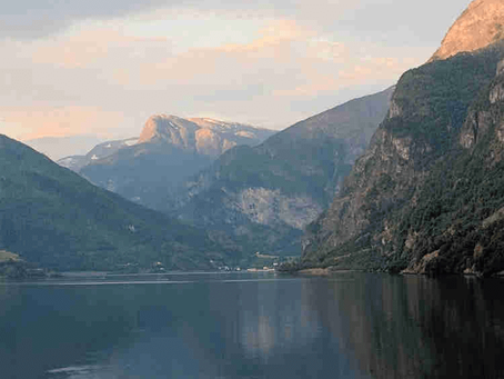 Traveling to Norway—Following the Vikings in 21st Century Comfort
