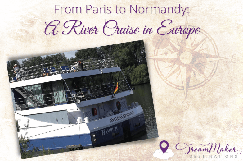 A River Cruise in Europe
