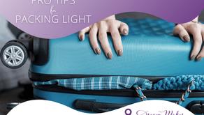 Pro Tips for Packing Light