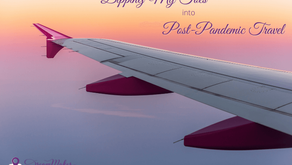 Dipping my Toes into Post-Pandemic Travel