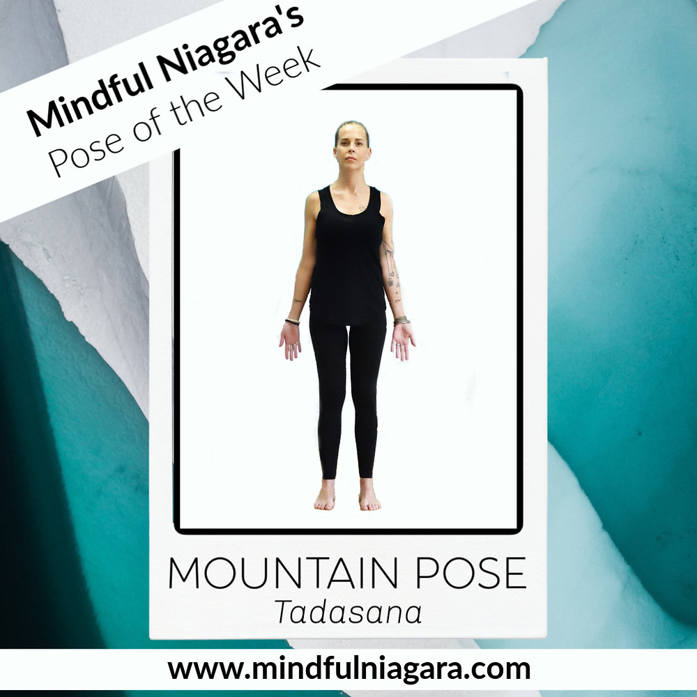 Mountain Pose Tadasana