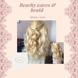Brown Rose Elegant Lace Bridal Shower In