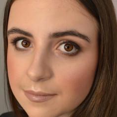 Soft Prom makeup