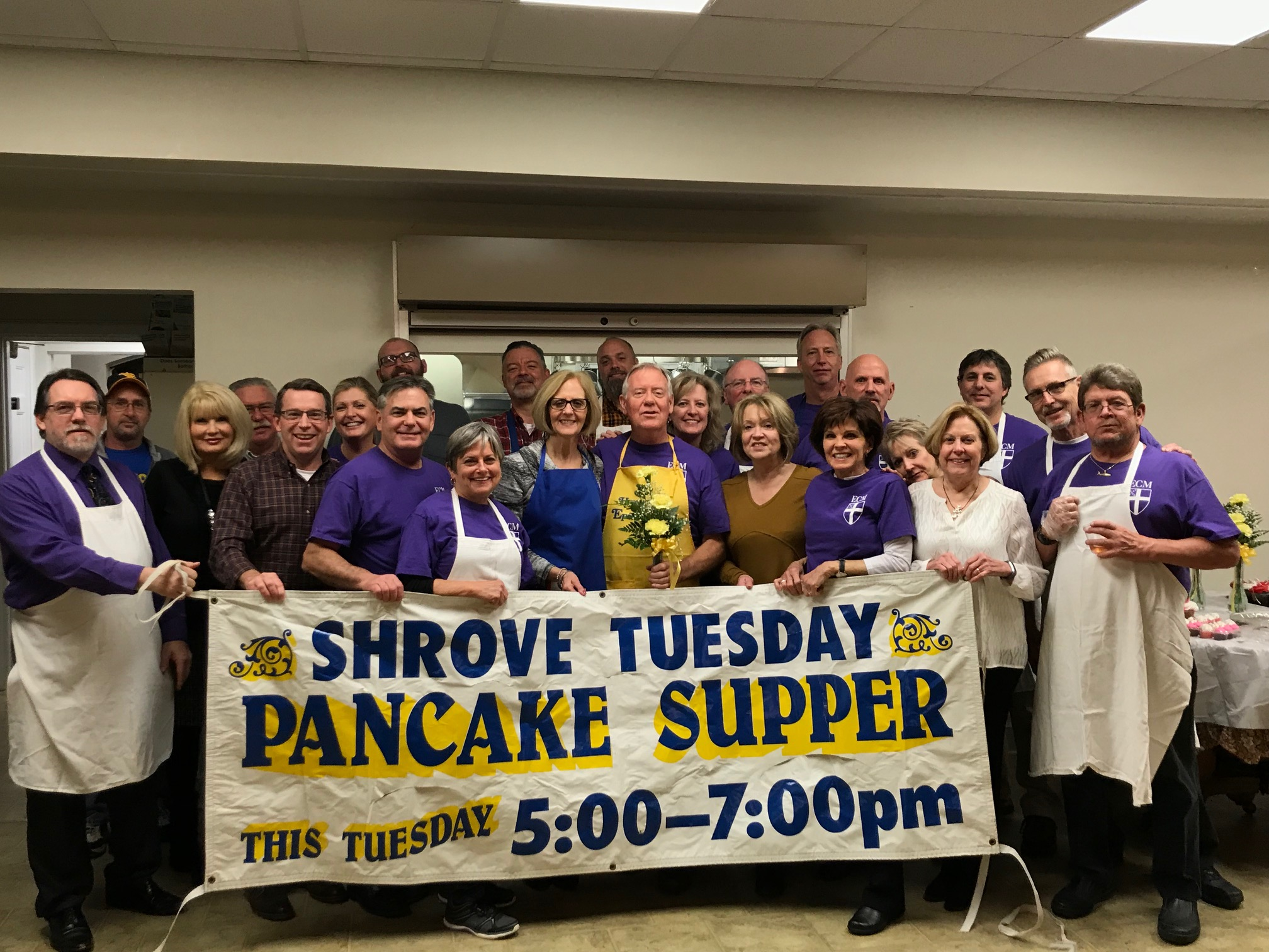 Shrove Tuesday Pancakes 2018