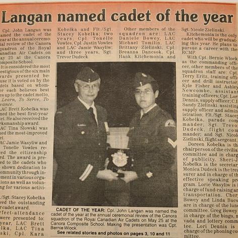 Air Cadets 566 Squadron