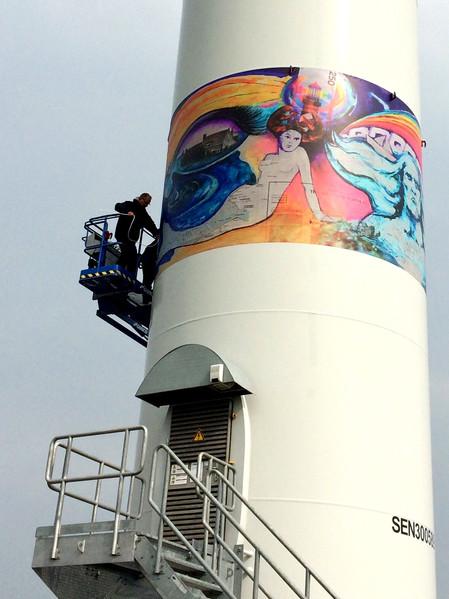 Anna Blom-Kunst Korset-Water-Schouwen-Duurzaamland-installatie.jpg