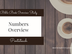 Numbers | Bible Book Overview