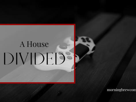 A House Divided   Christian Gamer Bible Study
