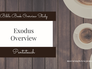 Exodus | Bible Book Overview