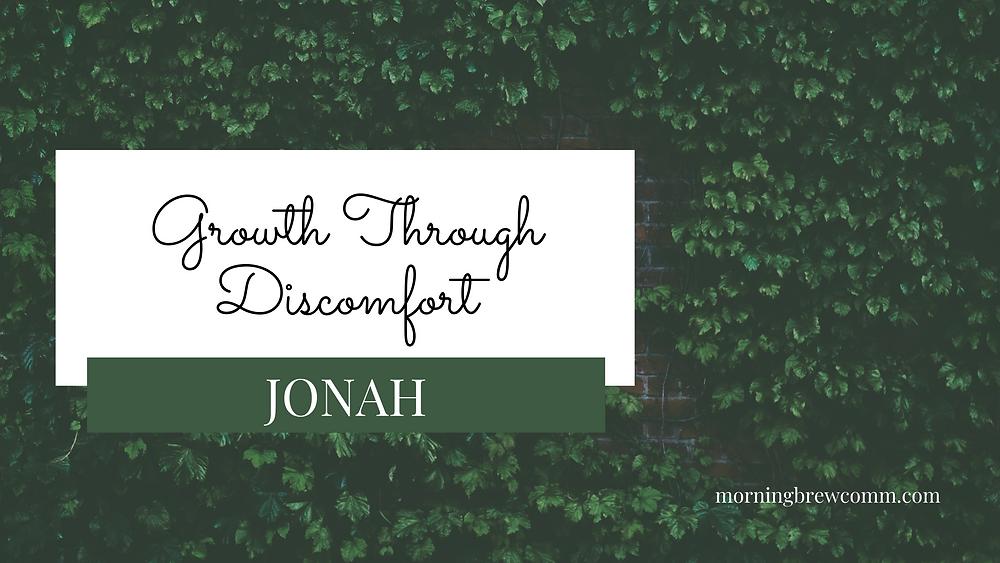 growing spiritually through uncomfortable circumstances