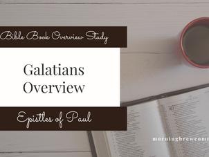 Galatians | Bible Book Overview