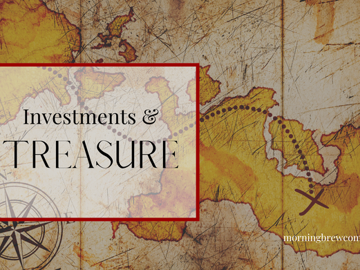 Investments & Treasure   Christian Gamer Bible Study