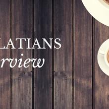 Galatians Overview