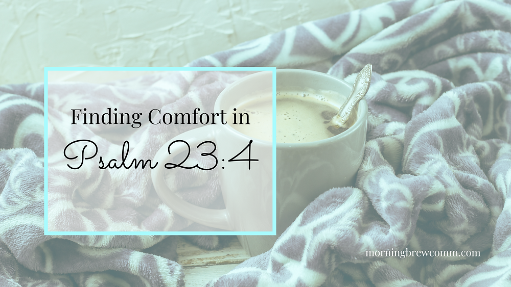 Bible verses for when you need comfort in hard times