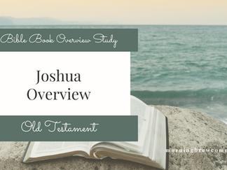 Joshua Overview