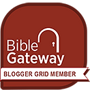 Bible Gateway Blogger Grid, Christian blogger
