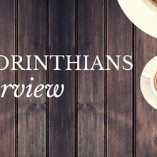 1 Corinthians Overview
