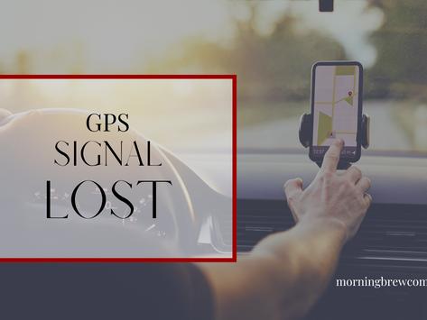 GSP Signal Lost