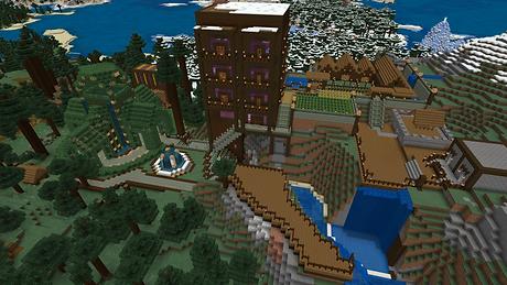 Christian Minecraft realm on Bedrock
