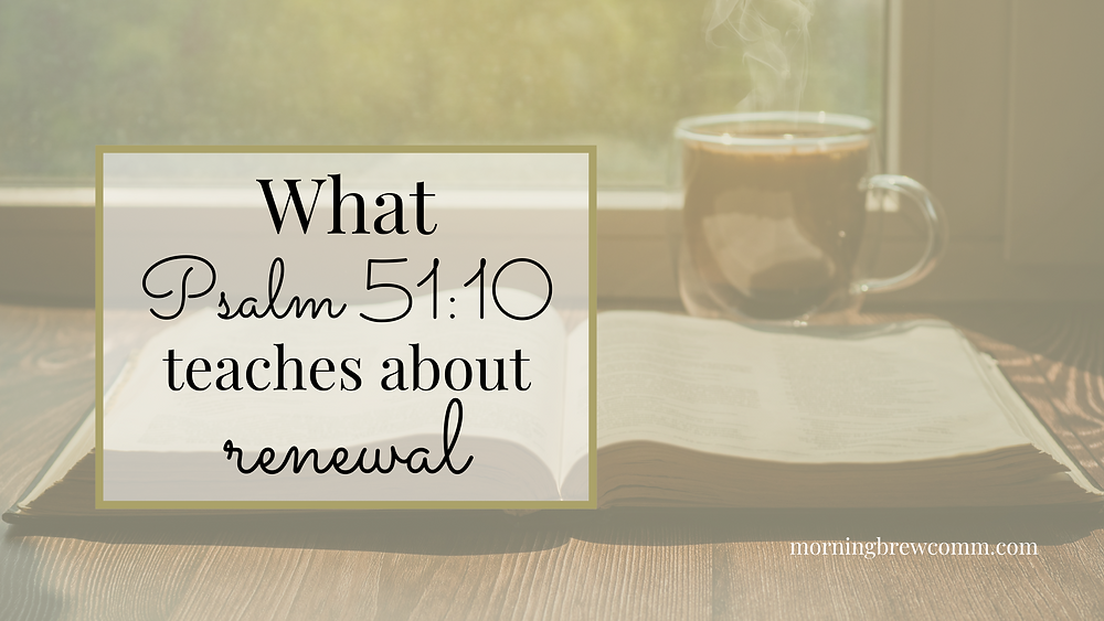Word of the Month: Renew