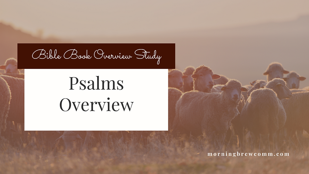 Psalms Bible Book Overview