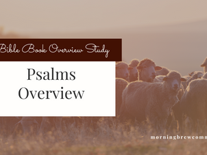Psalms | Bible Book Overview