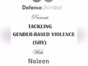 Tackling GBV with Noleen Ilunga Muleya
